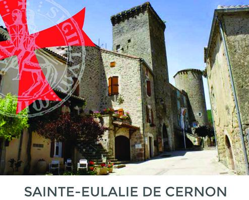 Commanderie templière et hospitalière de Sainte-Eulalie-de-Cernon