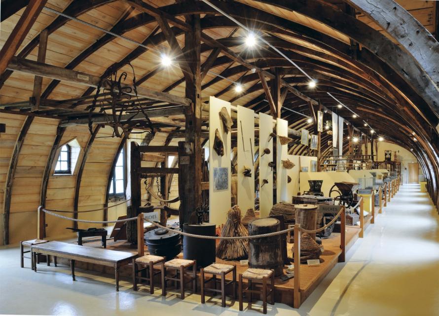 Musée des arts et métiers traditionnels