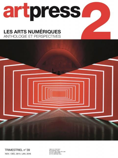 Les arts numériques, anthologie et perspectives