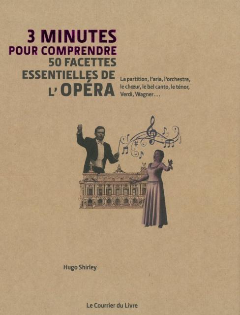 3 minutes pour comprendre 50 facettes essentielles de l'opéra