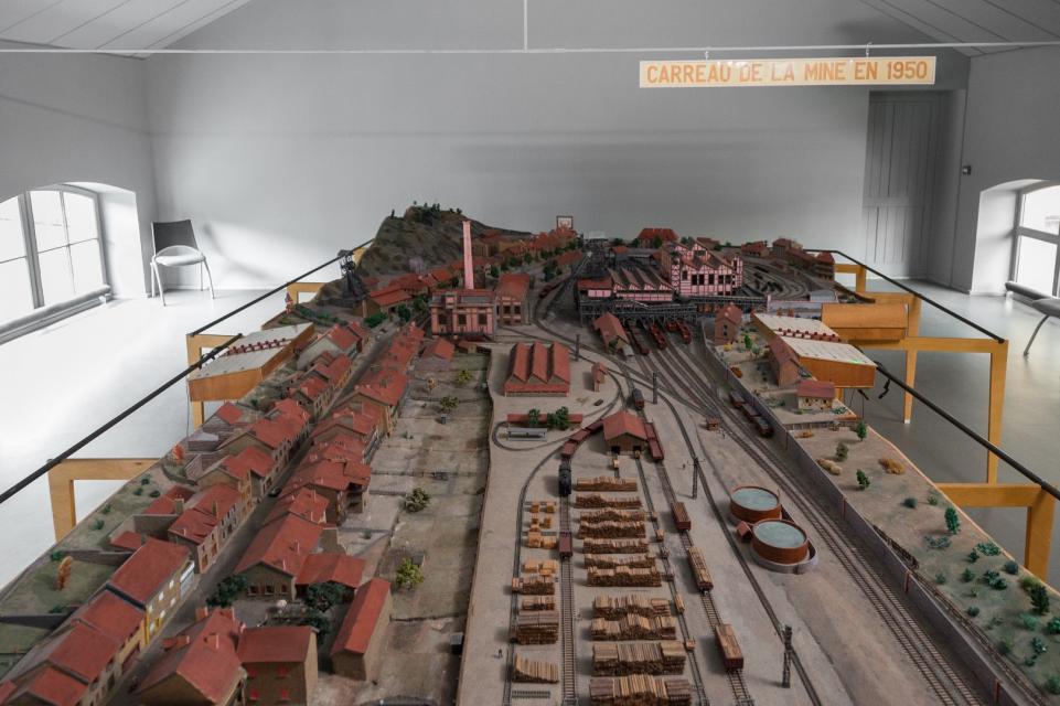 Musée les mémoires de Cransac