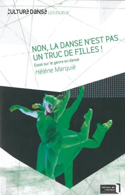 Non, la danse n'est pas un truc de filles !