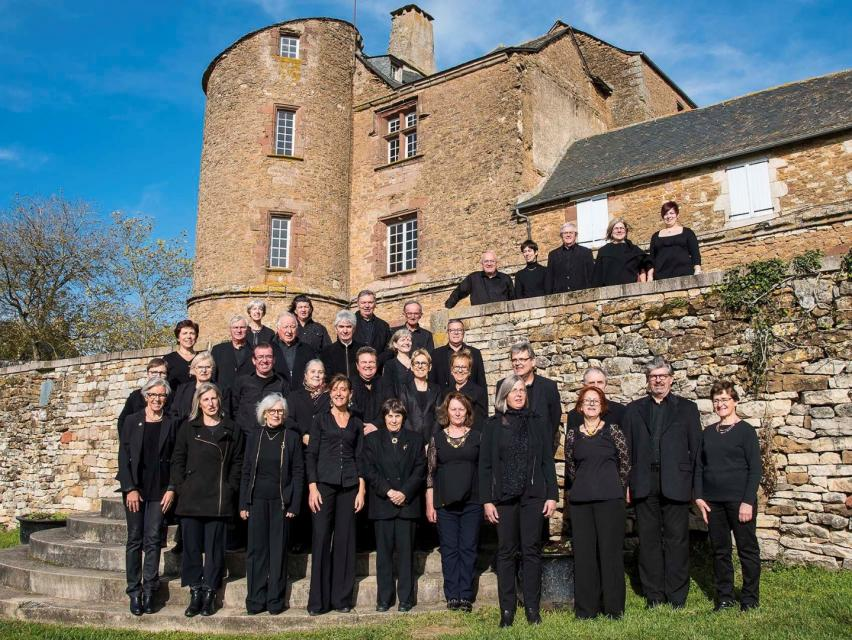 ENSEMBLE VOCAL DES 4 SAISONS D'ONET LE CHATEAU