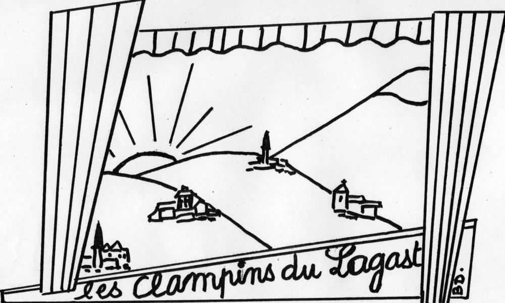 Les Clampins du Lagast