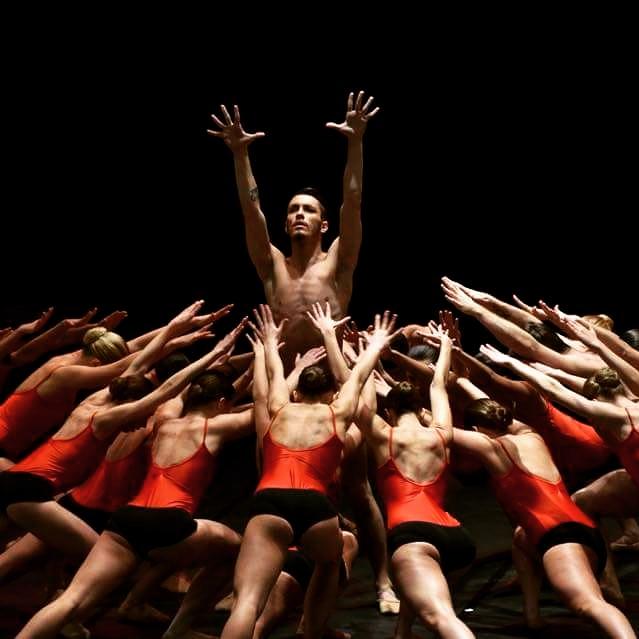 Espace création danse