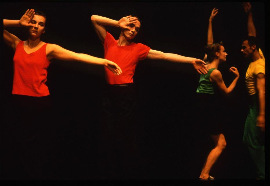Programme dansons les oeuvres