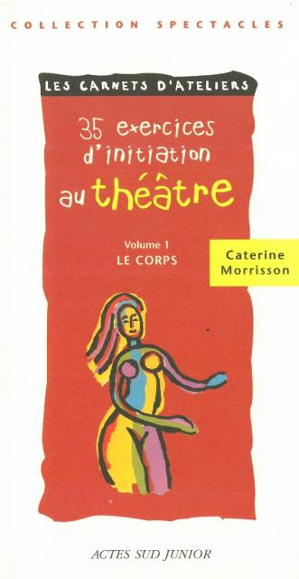 35 exercices d'initiation au théâtre
