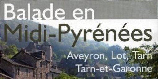 Sur les pas des écrivains en Midi-Pyrénées