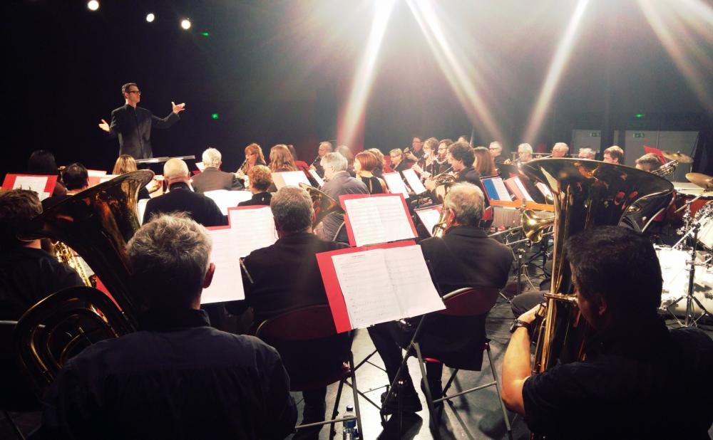 Concert de l'Orchestre Départemental d'Harmonie de l'Aveyron Sénior