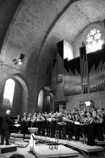 Stage Direction de chœurs