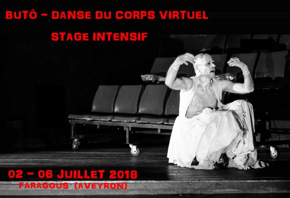 Stage intensif de danse Butô