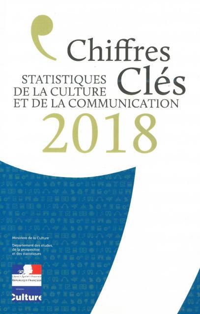 Chiffres clés. Statistiques de la culture et de la communication, édtition 2018