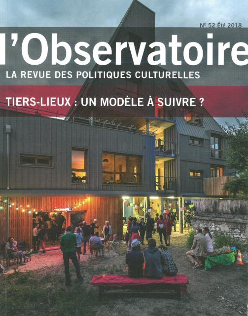 Observatoire des politiques culturelles 52