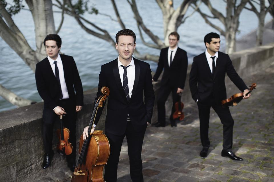 Les derniers quatuors de Schubert