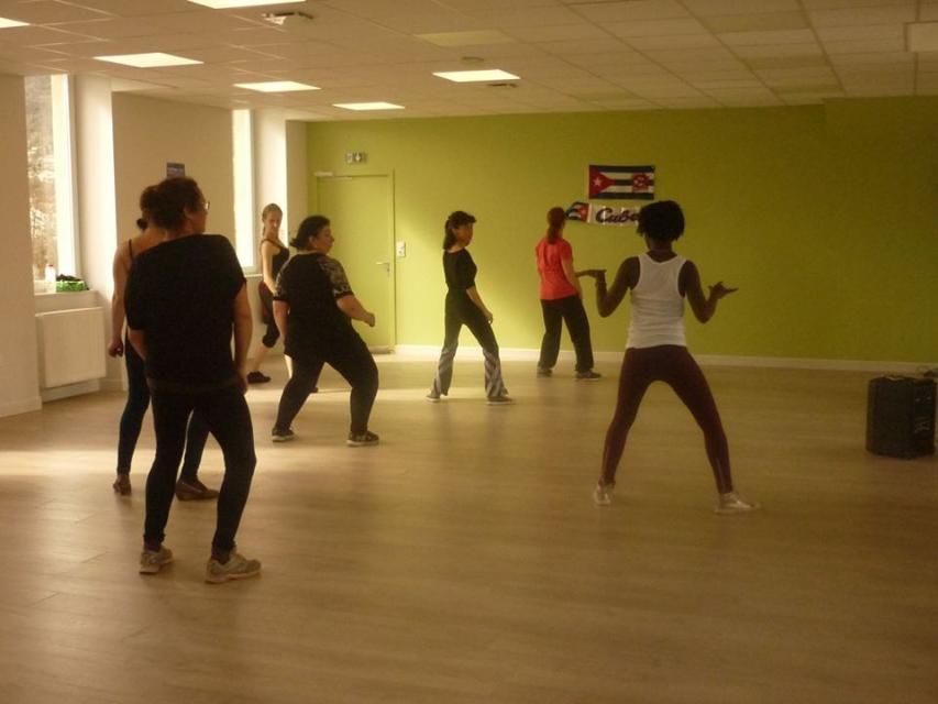 Stage de danse latine