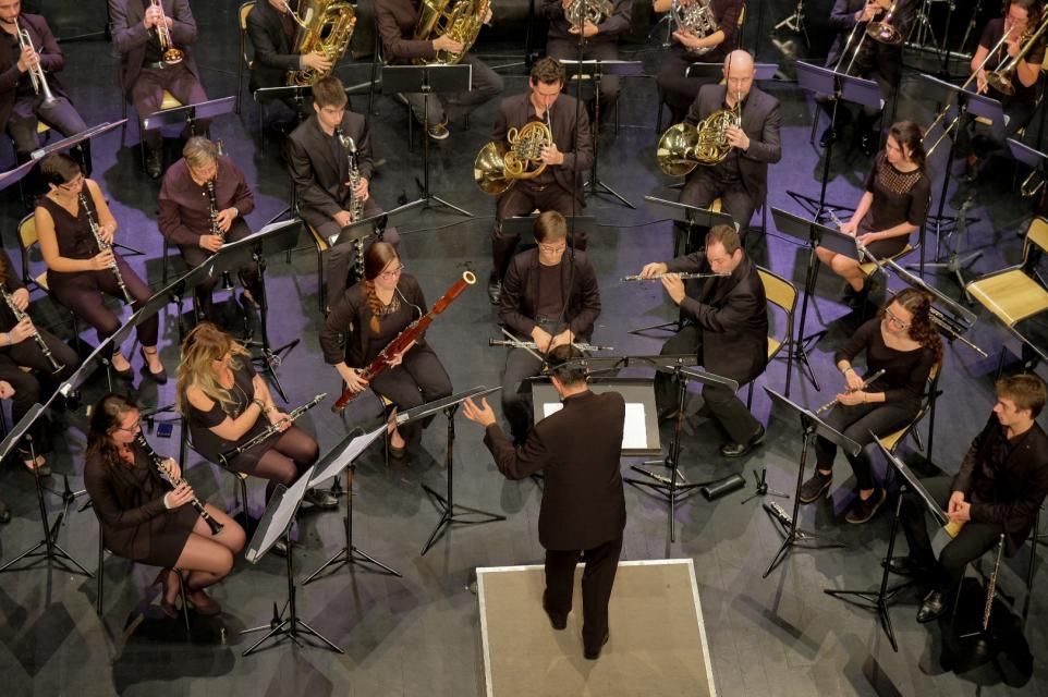 Concert de l'Orchestre départemental d'Harmonie de l'Aveyron