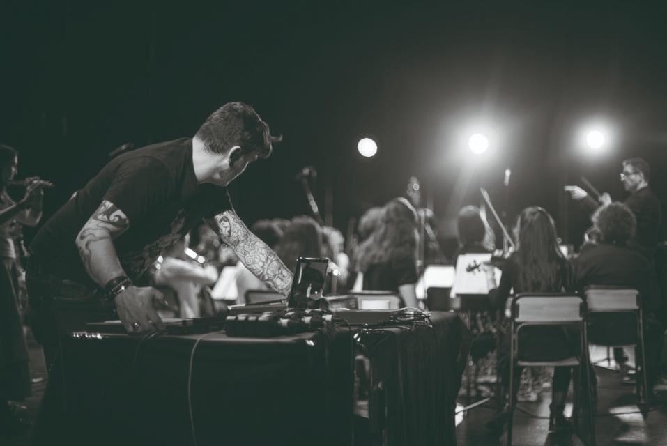 Stage de M.A.O. (musique assistée par ordinateur)