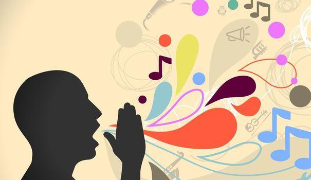 Voix parlée - Voix chantée