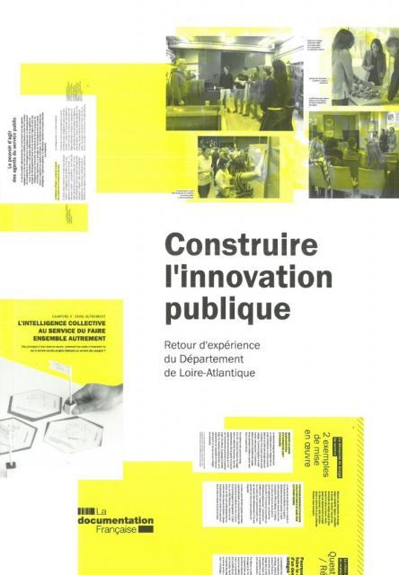 Construire l'innovation publique