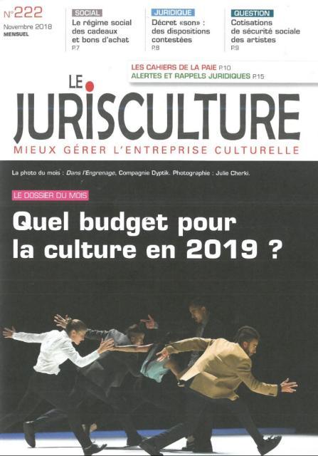 Jurisculture 222
