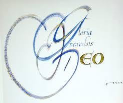 Calligraphie gestuelle contemporaine latine