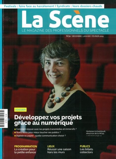 La Scène 91