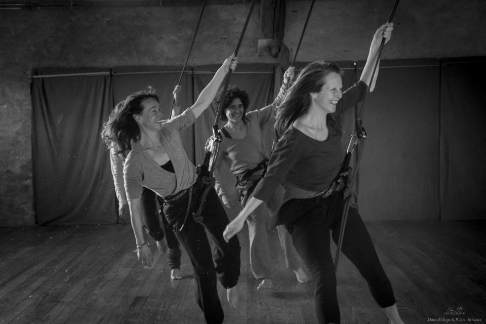 Danse Voltige et Poésie du geste