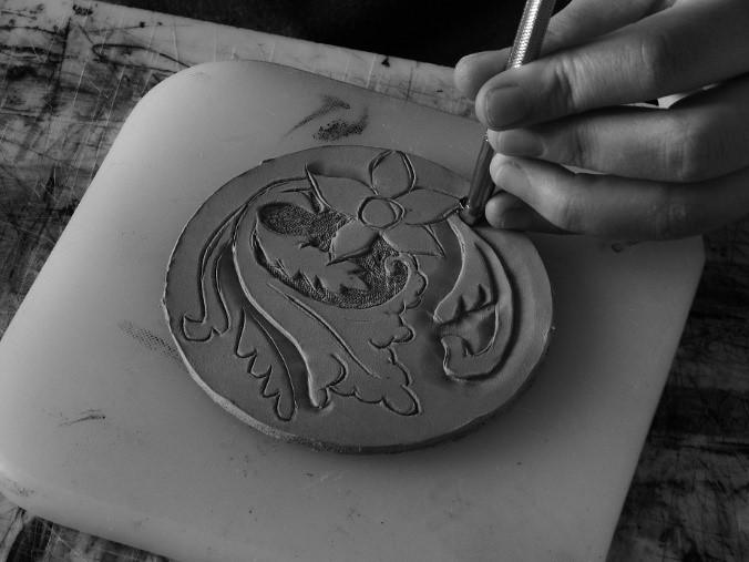 Création d'un objet d'art