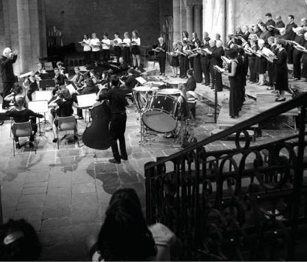 Atelier choral-production Musique sacrée italienne