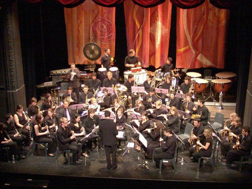 Concert de l'Orchestre Départemental d'Harmonie de l'Aveyron Junior