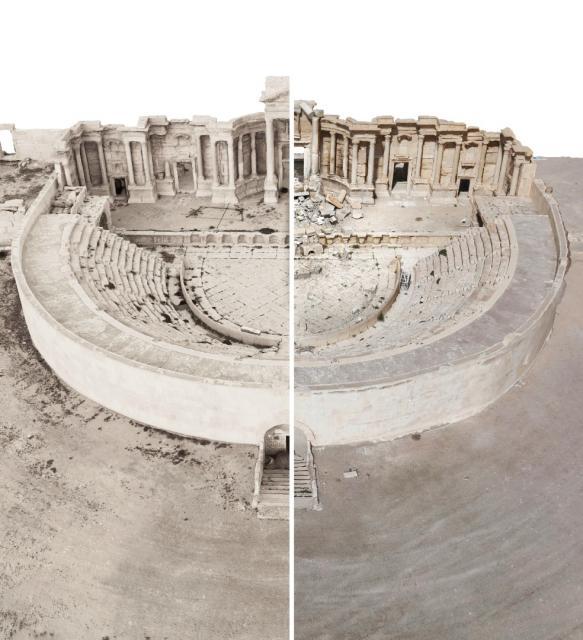La création numérique au secours des sites en péril sur la liste du patrimoine mondial de l'UNESCO