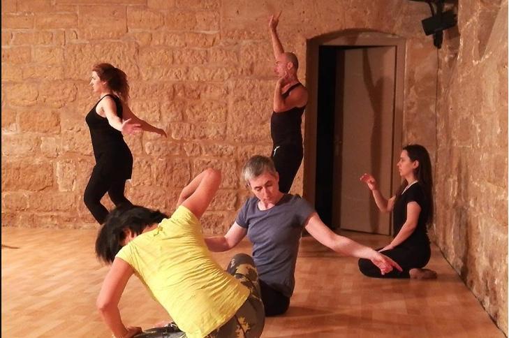 Stage de Danse Butô