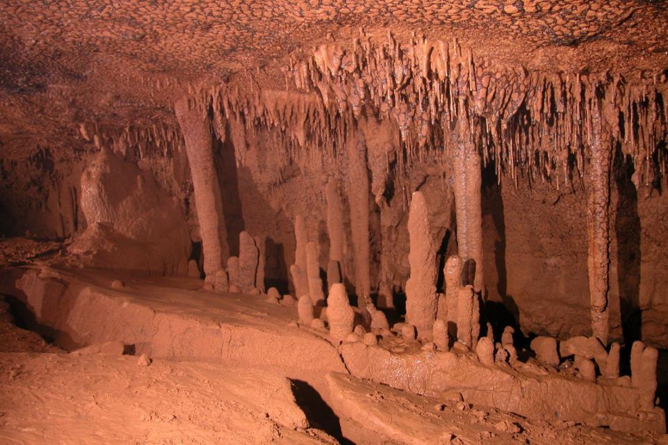 A la découverte du réseau souterrain de l'eau