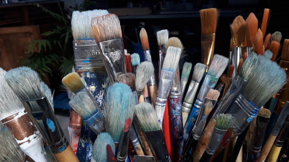 Surfaces, espaces et couleurs