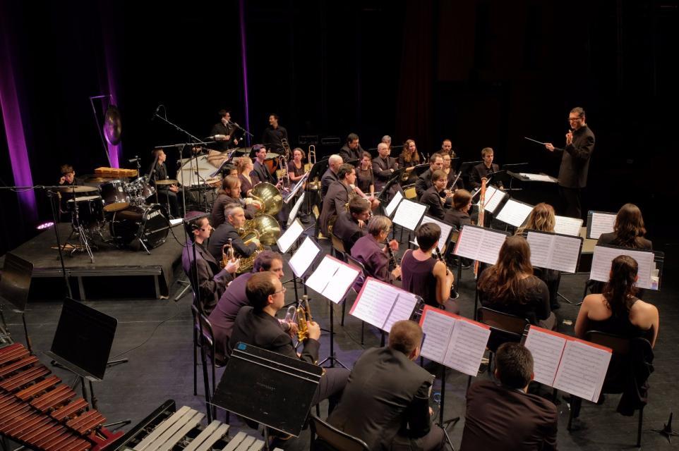Concert de l'Orchestre Départemental d'Harmonie