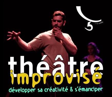 Théâtre improvisé 4 Ici et maintenant