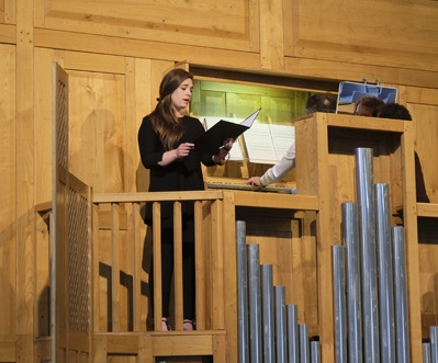 Récital Chant et orgue