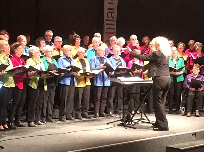 Les chorales Chanlibre et La Muse Choeur en concert