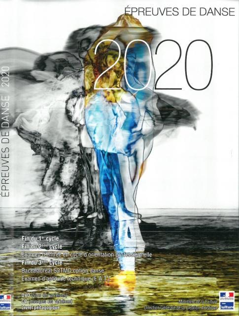 Epreuves de danse 2020