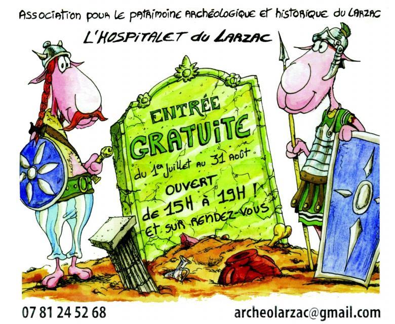 Centre archéologique Frédéric Hermet