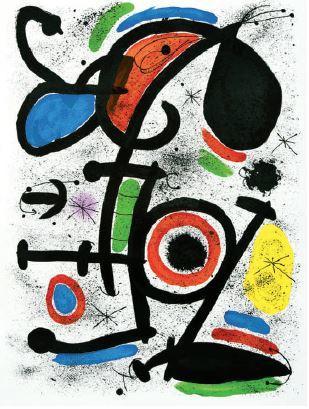 MIRO, des lignes et des couleurs