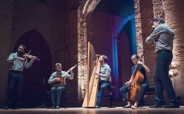Musique et danses d'Irlande et d'écosse