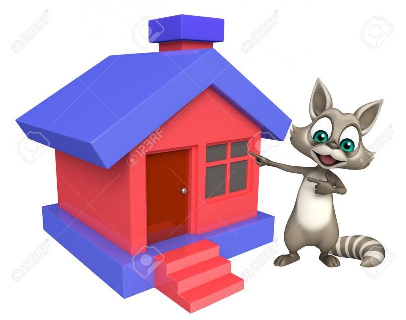 La maison de raton