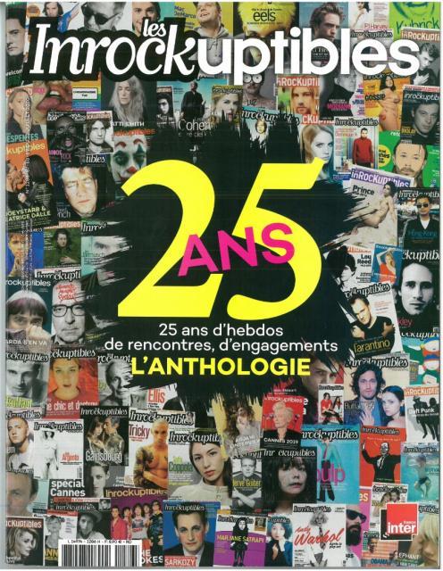 25 ans d'hebdos, de rencontres, d'engagements : l'anthologie