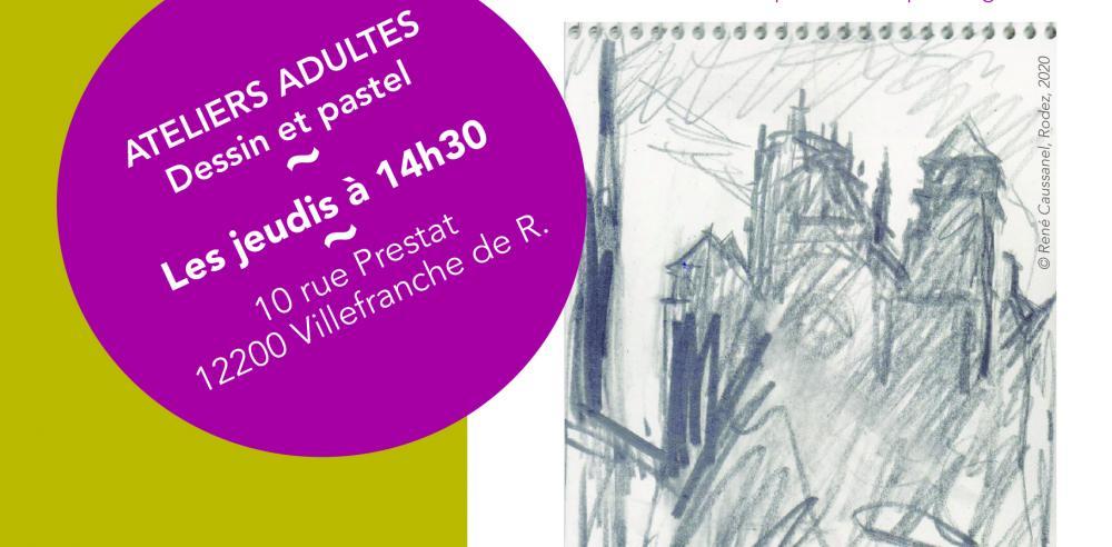 Carnet de voyage en Bastide avec René Caussanel