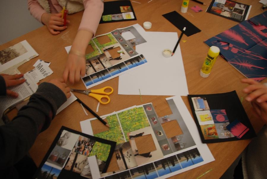 Dimanche en famille : visite ludique et atelier créatif pour tous