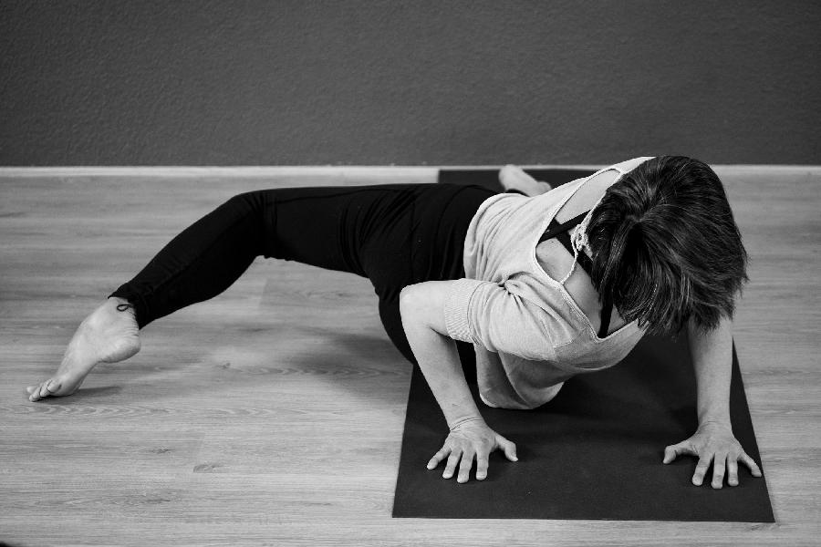Art et Yoga au musée Denys-Puech