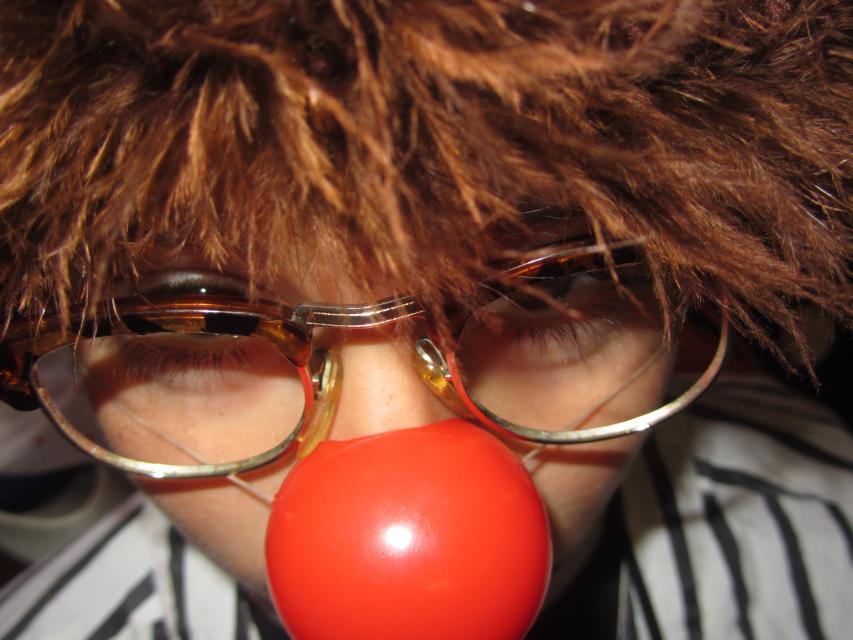 Journée Clowns/clownettes en institution
