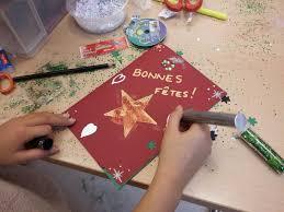 Ateliers inter-générationnels fabrications de Noël