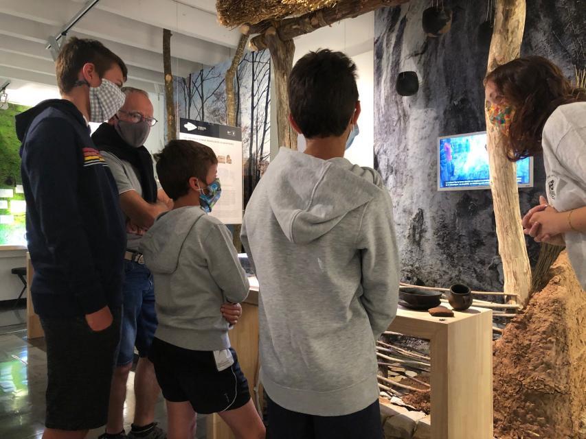 Visite flash de l'exposition Roquemissou